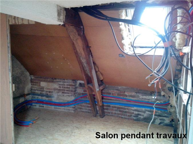 salon pendant