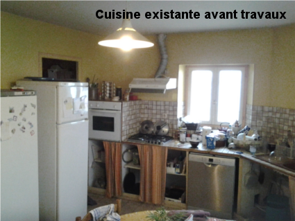 cuisine existante