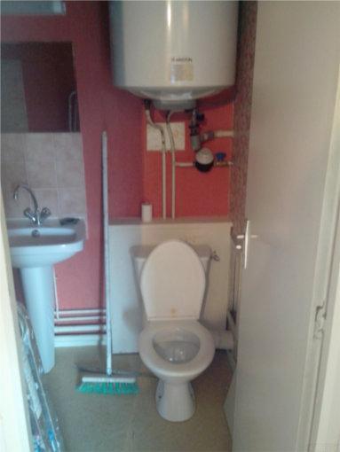 avant renovation logement