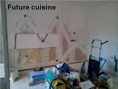 modifications électricité cuisine