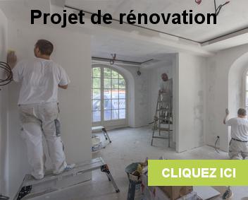 projet de renovation complete