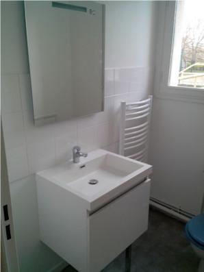 salle de bain renover